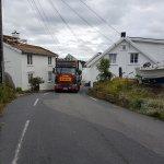12mR Transport in Risør, Norwegen